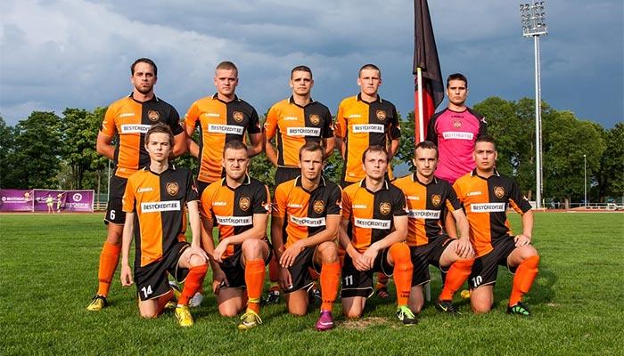 FC Tartu esindusmeeskond 2013