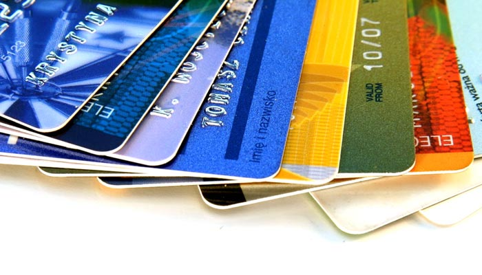 Krediitkaardid